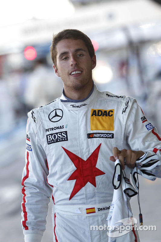Daniel Juncadella, Mercedes AMG DTM-Team Mücke DTM AMG Mercedes C-Coupe