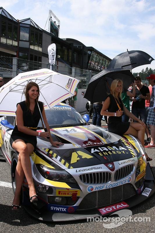 Marc VDS promotion girls