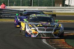 #4 Marc VDS Racing Team BMW Z4: Nicky Catsburg, Henri Moser, Markus Palttala