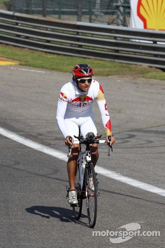 Carlos Sainz Jr., piloto da GP3