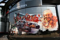 McLaren comemoram 50 anos como construtor