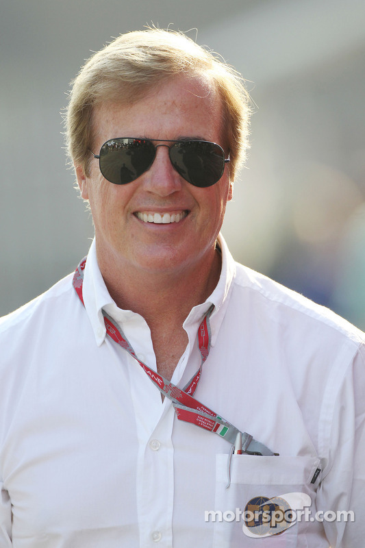 Danny Sullivan, comissário FIA
