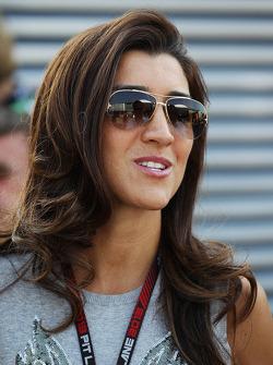 Fabiana Flosi, CEO Formula One Group