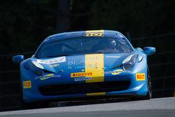 #100 Ferrari of Fort Lauderdale Ferrari 458: Henrik Hedman