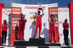 Coppa Shell: James Weiland, Marc Muzzo, Mark Hacking