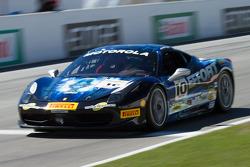 #10 Ferrari of Houston Ferrari 458: Chuck Toups