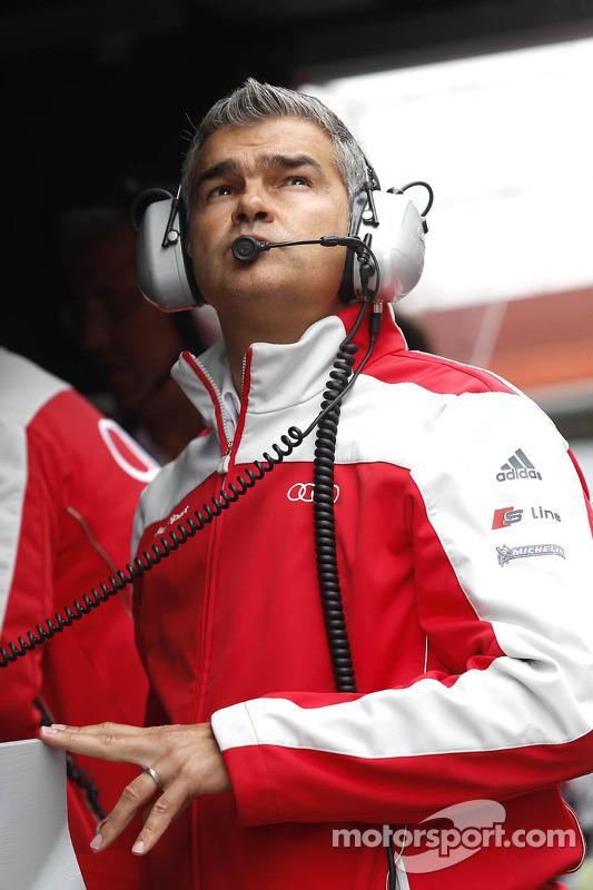 Dieter Gass, Audi DTM
