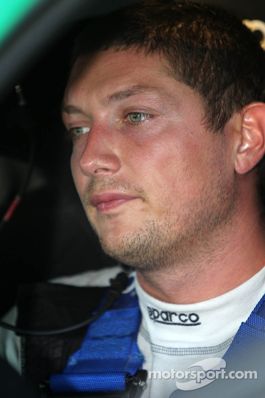 Yuril Protasov e Kuldar Sikk, Ford Fiesta RS