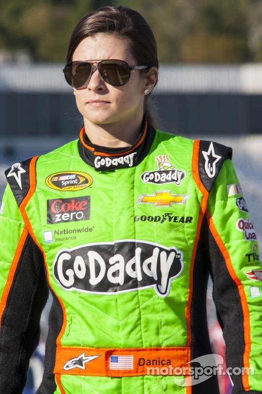 Danica Patrick, Stewart-Haas Chevrolet Racing