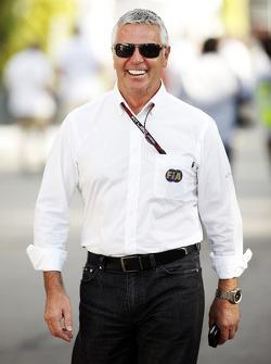 Derek Warwick, Comisario de la FIA
