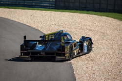 #31 Lotus Lotus T128: Kevin Weeda, Vitantonio Liuzzi, James Rossiter van de baan