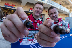 Allan McNish, Tom Kristensen