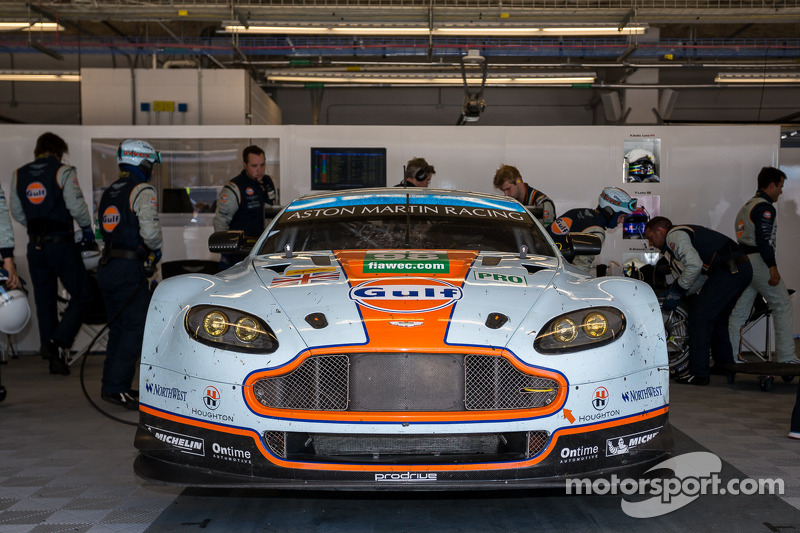 #98 Aston Martin Racing Aston Martin Vantage V8: Paul Dalla Lana, Pedro Lamy, Richie Stanaway retired after 84 laps