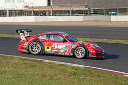 #9 Pacific Direction Racing Porsche 911 GT3R: Yuya Sakamoto, You Yokomaku, Akira Mizutani