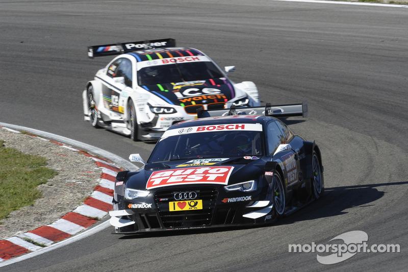 Timo Scheider, ABT Sportsline, Audi A5 DTM