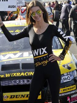 Modelo da Wix Racing