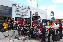 James Jakes, Rahal Letterman Racing Honda