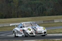 #22 Alex Job Racing Porsche 911 GT3 Cup: Cooper MacNeil, Jeroen Bleekemolen
