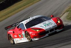 #23 Alex Job Racing Ferrari F458: Bill Sweedler, Townsend Bell