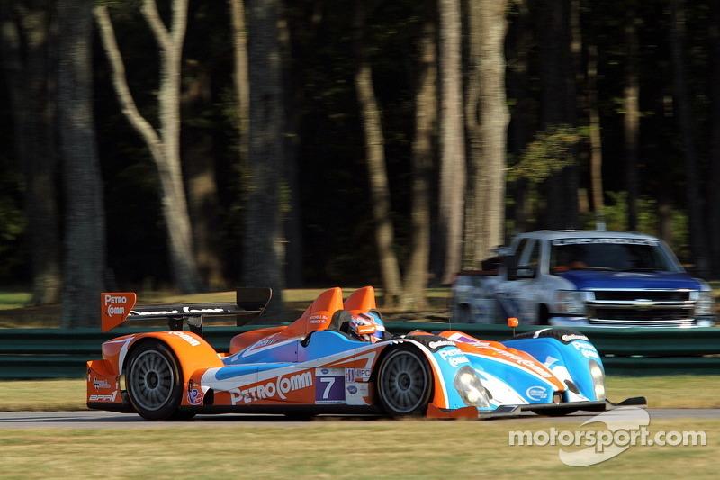 #7 Merchant Services Racing Oreca FLM09 Chevrolet: Rusty Mitchell, James French