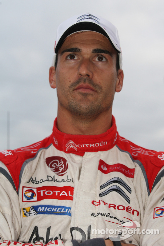 Daniel Sordo, Citroen DS3 WRC, Citroën Total de Abu Dhabi World Rally Team
