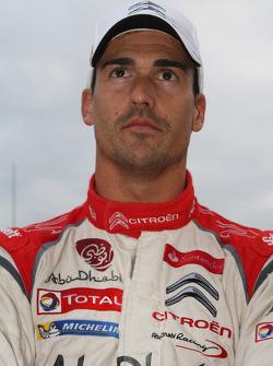 Daniel Sordo, Citroen DS3 WRC, Citroën Total Abu Dhabi World Rally Team