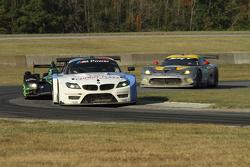 #56 BMW Team RLL BMW Z4 GTE: Dirk Muller, Joey Hand