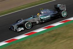 Lewis Hamilton, Mercedes Grand Prix, W04