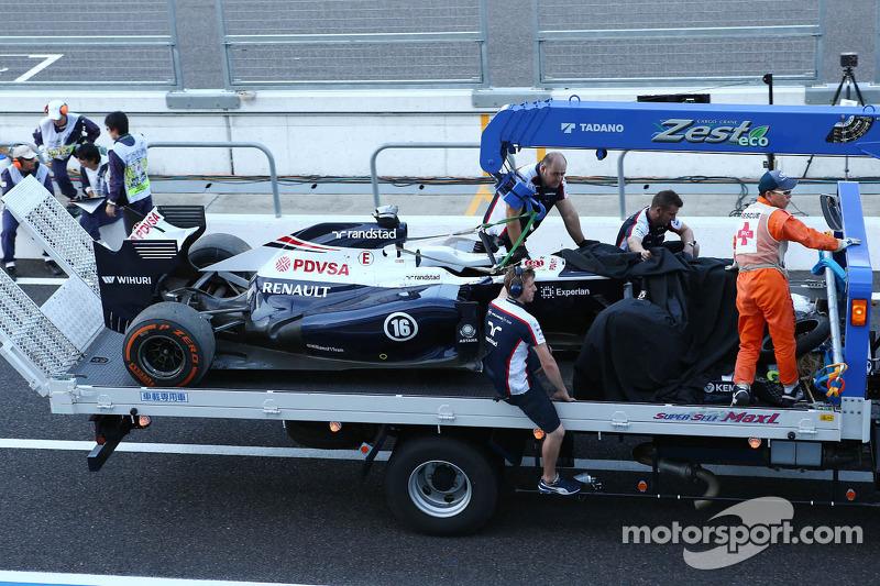GP de Japón 2013 PL2