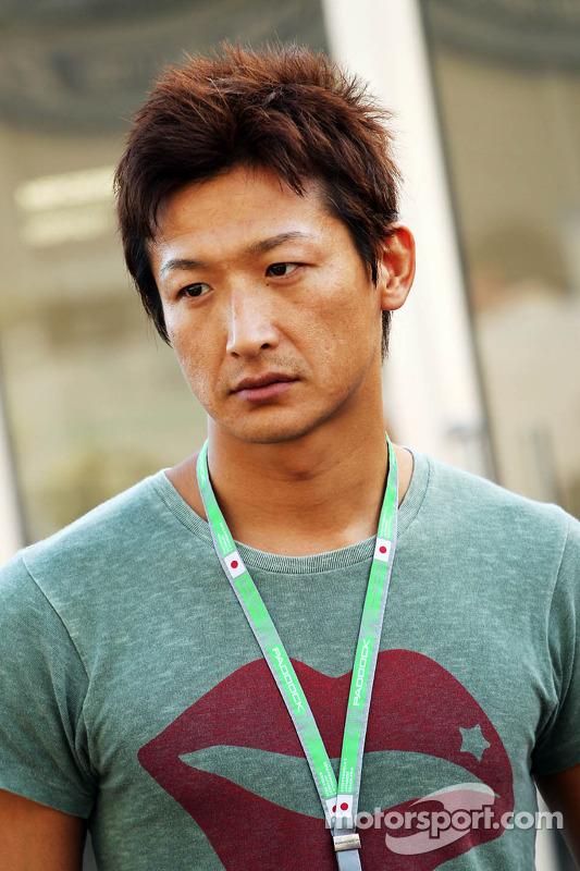 Yuji Ide, piloto de corrida