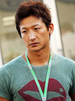 Yuji Ide, Racing pilotu