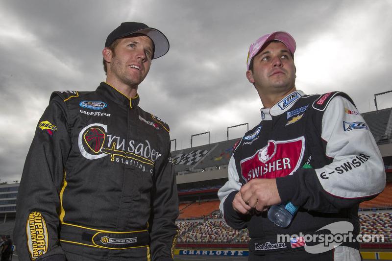 Blake Koch en Reed Sorenson