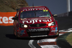 Scott McLaughlin e Jack Perkins