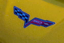 Corvette Racing Chevrolet Corvette C6 ZR1; detalhe