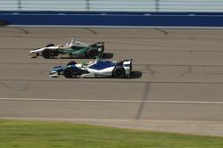 Simona De Silvestro, KV Racing Technology Chevrolet et Ed Carpenter, Ed Carpenter Racing Chevrolet