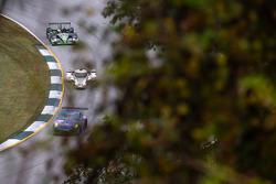 #66 TRG Porsche 911 GT3 Cup: Ben Keating, Damien Faulkner, Craig Stanton, #0 DeltaWing Racing Cars DeltaWing DWC13 Elan: Andy Meyrick, Katherine Legge, #02 Extreme Speed Motorsports HPD ARX-03b HPD: Ed Brown, Johannes van Overbeek, Rob Bell