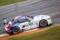 #56 BMW Team RLL BMW Z4 GTE: Dirk Müller, John Edwards, Bill Auberlen