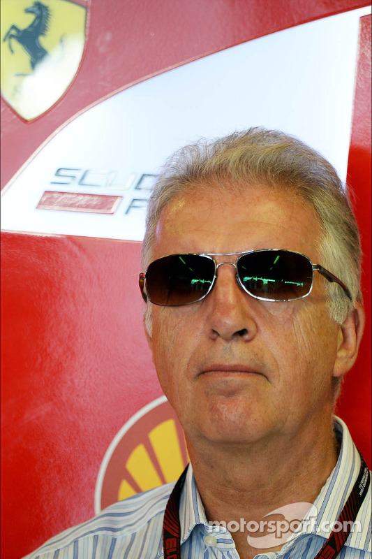 Piero Ferrari, Ferrari Vice-Presidente