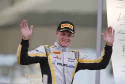 Third place Marcus Ericsson