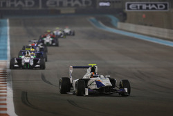Роберт Креган. Абу-Даби, субботняя гонка.