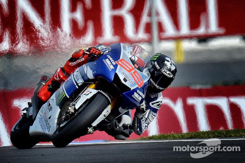 2013: Jorge Lorenzo, Yamaha YZR-M1