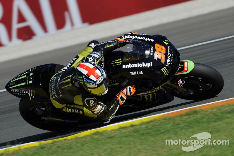 2013 - Bradley Smith (MotoGP)