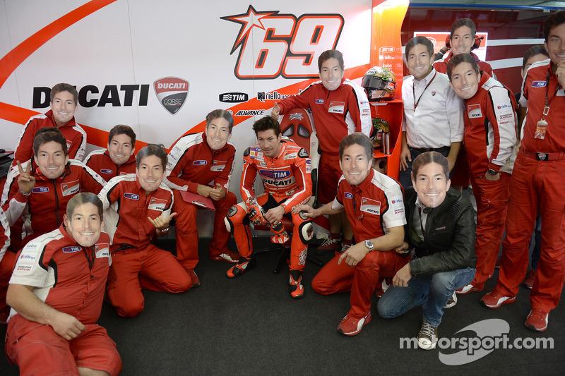 MotoGP Von 69 auf 1: Die Karriere von Nicky Hayden in MotoGP und Superbike-WM