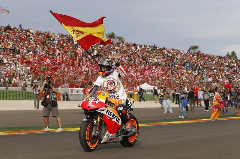 2013 - Marc Marquez, Repsol Honda Team