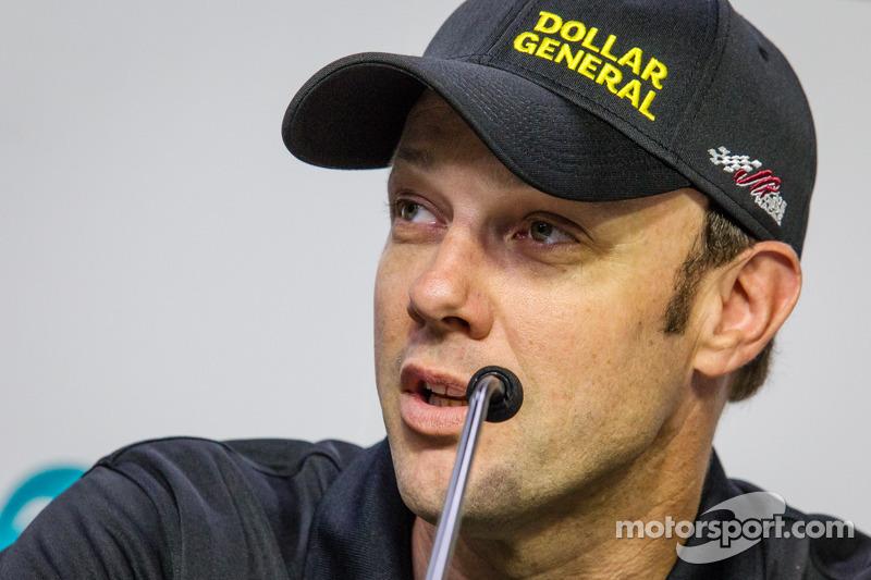 Persconferentie titelfavorieten: Matt Kenseth, Joe Gibbs Racing Toyota