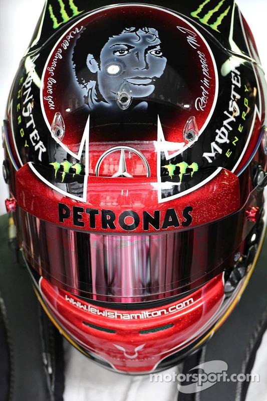 Lewis Hamilton, Mercedes Grand Prix