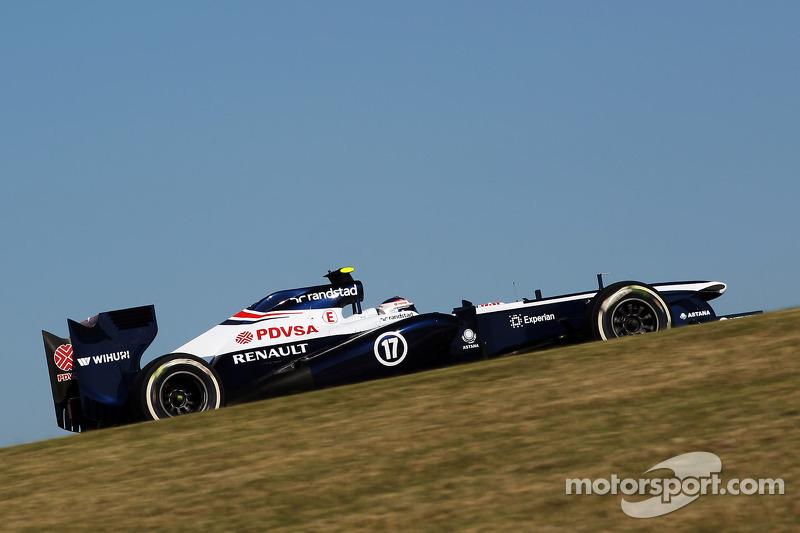 Гран При США-2013: первые очки в карьере в Формуле 1