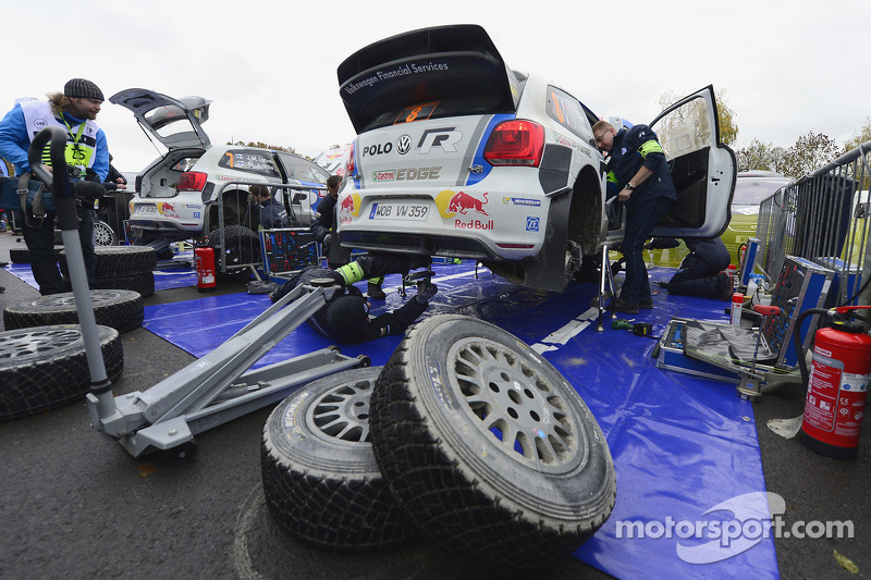 Zona de Volkswagen team