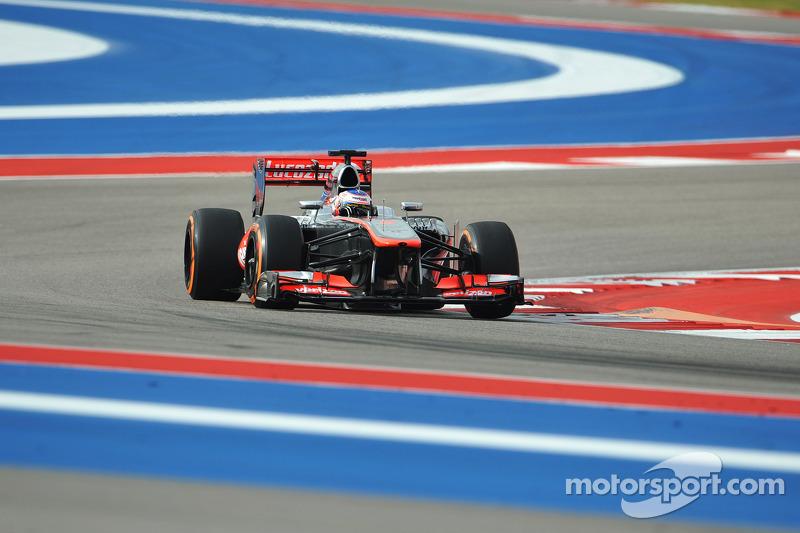 2013 - McLaren MP4-28 (Mercedes engine)