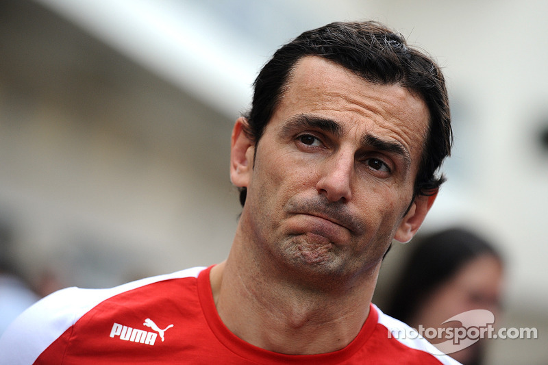 Pedro de la Rosa, Scuderia Ferrari